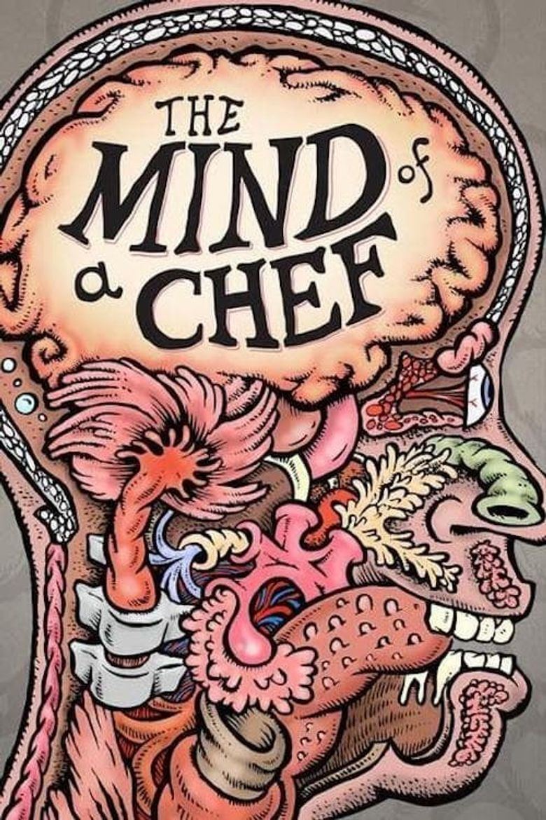The Mind of a Chef Poster