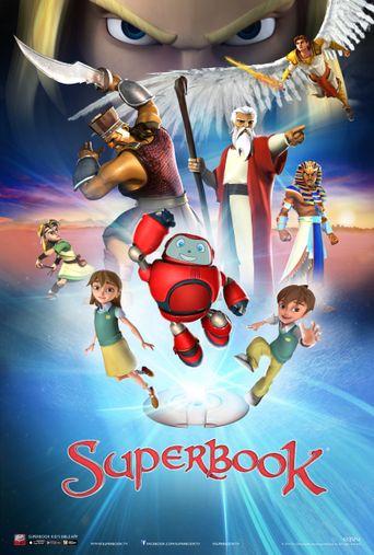 Superbook Poster