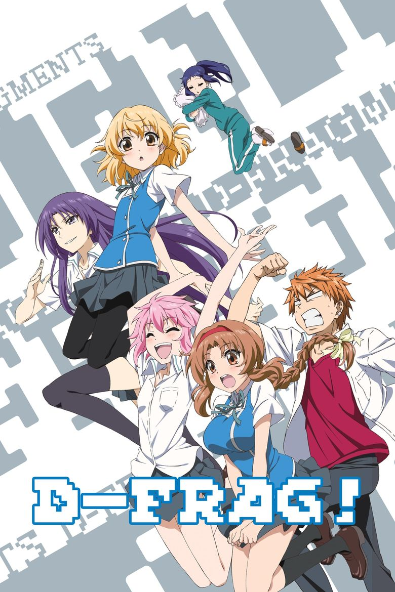 D Frag Watch Episodes On Hulu Funimation And Streaming Online