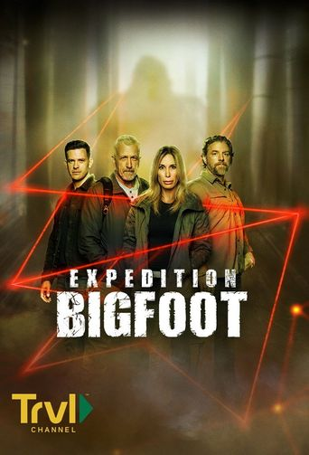 Expedition Bigfoot Poster