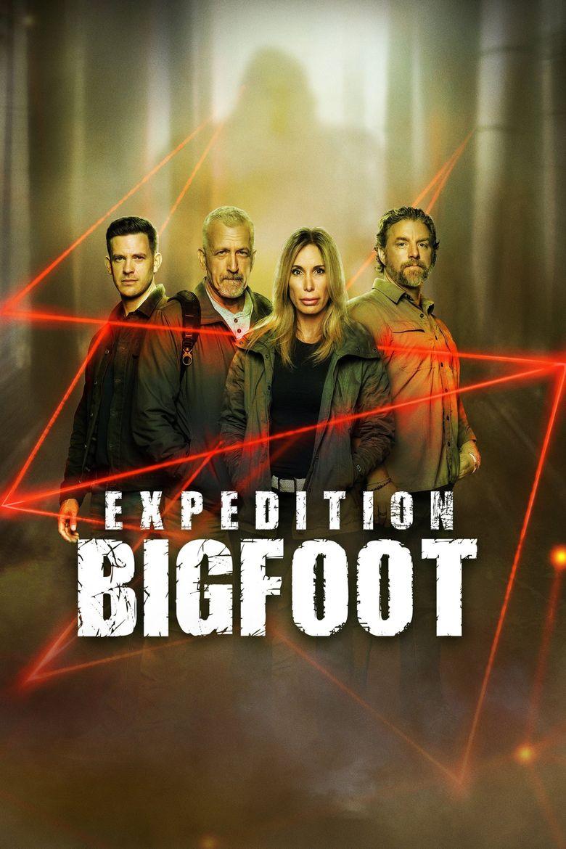 Expedition Bigfoot Poster