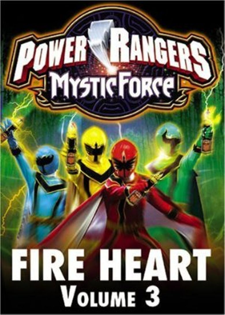 Power Rangers Mystic Force Poster