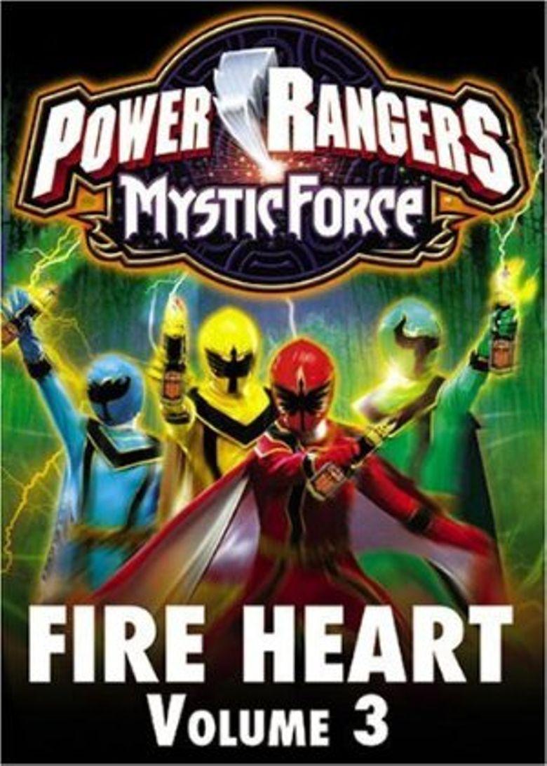 Watch Power Rangers Mystic Force