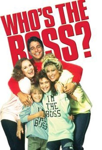 Who's the Boss? Poster
