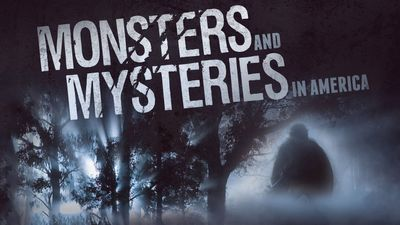 Season 02, Episode 08 Flying Humanoid, Jersey Devil, Batsquatch