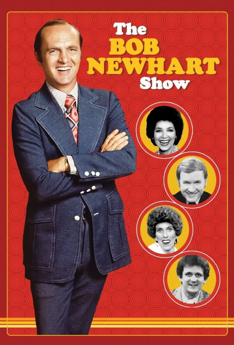The Bob Newhart Show Poster