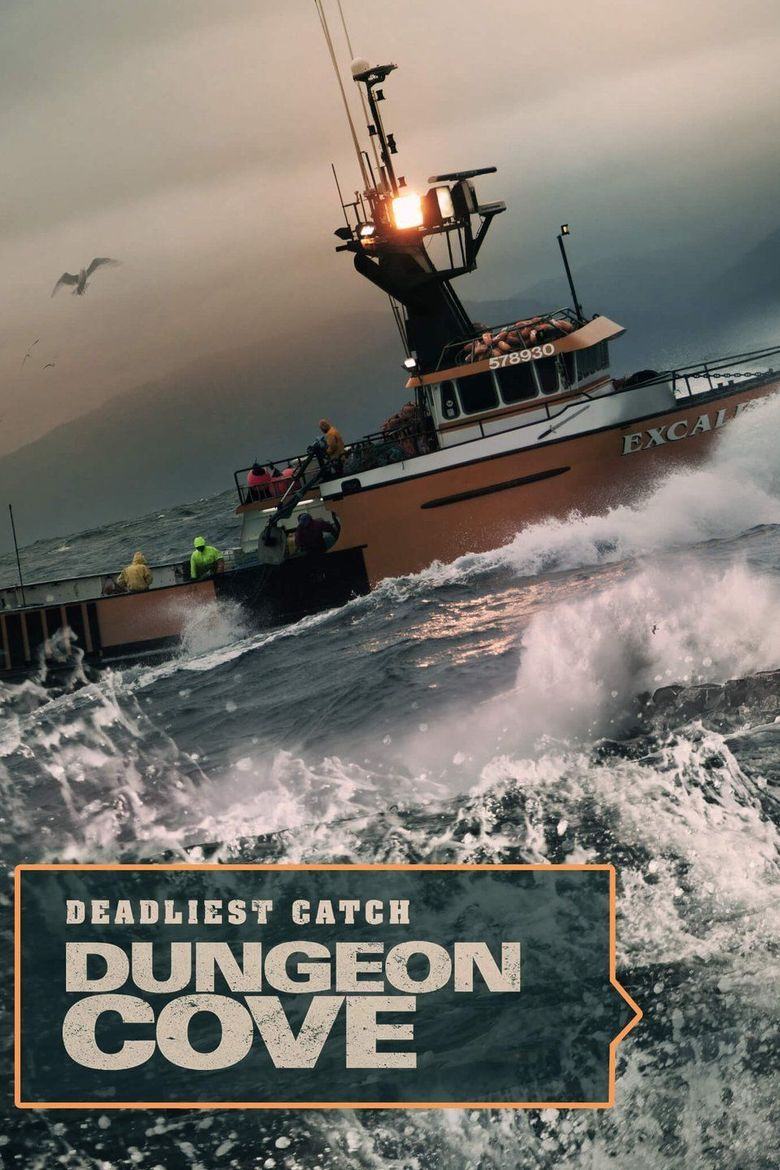 Deadliest Catch: Dungeon Cove Poster