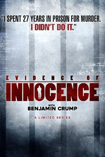Evidence of Innocence Poster