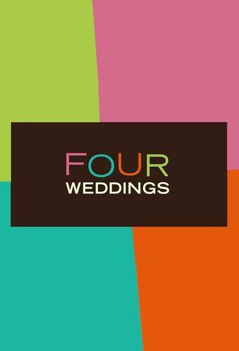 Four Weddings Poster