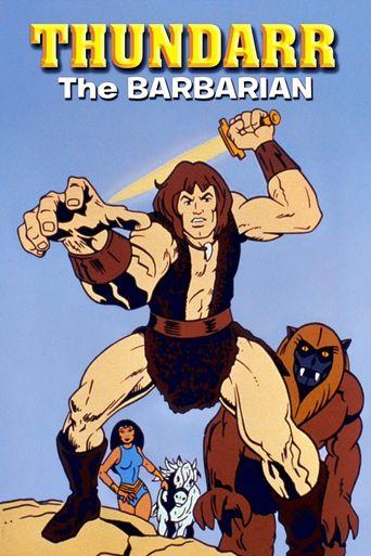 Thundarr the Barbarian Poster