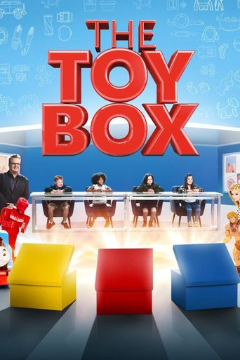 The Toy Box Poster
