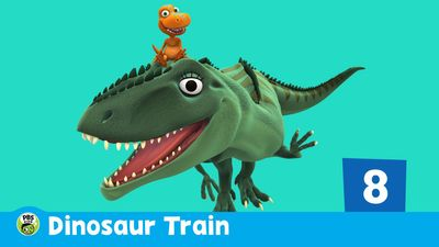 Watch SHOW TITLE Season 04 Episode 04 Where Have All The Lizards Gone?; Conductor's Sleepover