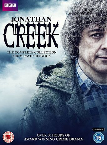 Jonathan Creek Poster