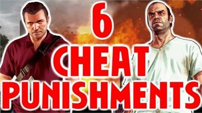 Watch SHOW TITLE Season 01 Episode 01 6 Ways Games Have Punished you for Cheating