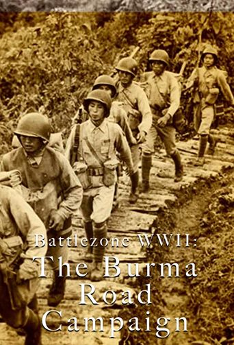 Battlezone WWII: The Burma Road Campaign Poster