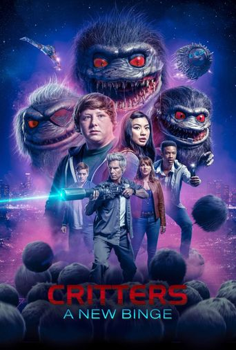 Critters: A New Binge Poster