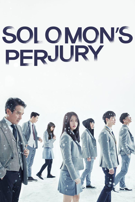 Solomon's Perjury Poster
