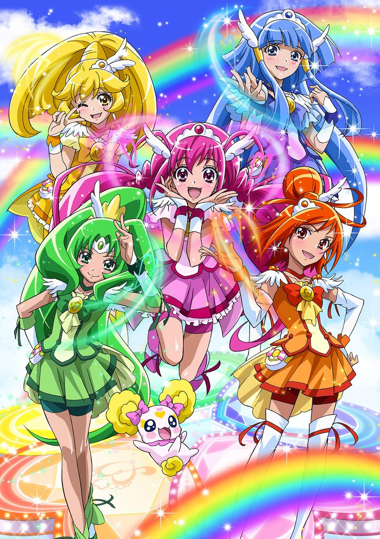 Watch Glitter Force