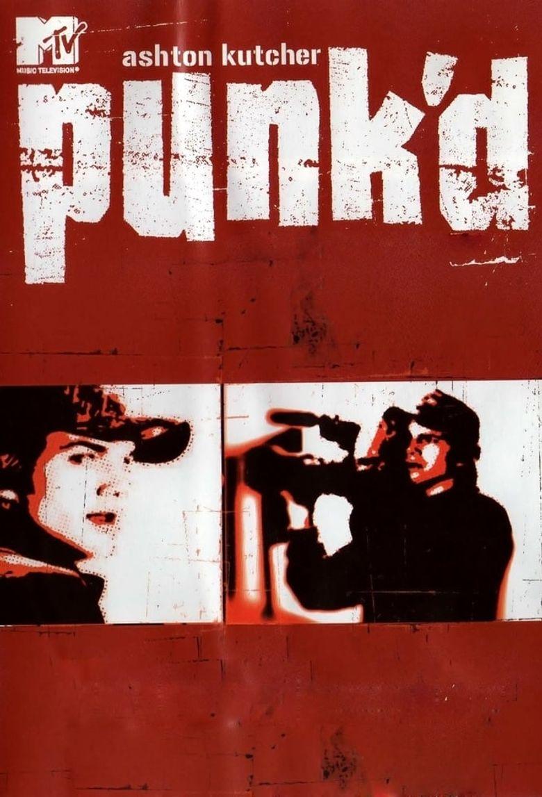 Punk'd Poster