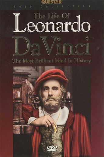 The Life of Leonardo da Vinci Poster