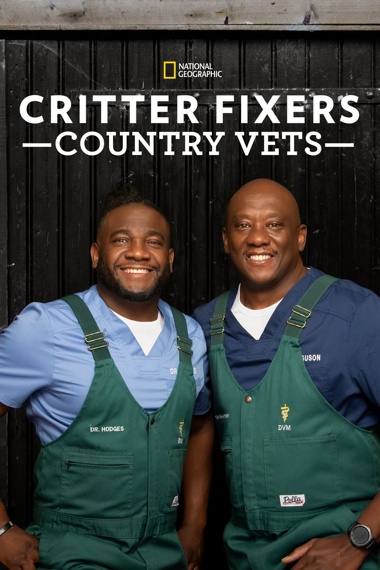 Critter Fixers: Country Vets Poster