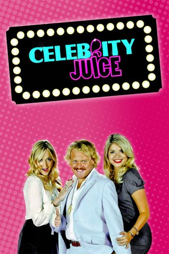 Celebrity Juice Poster