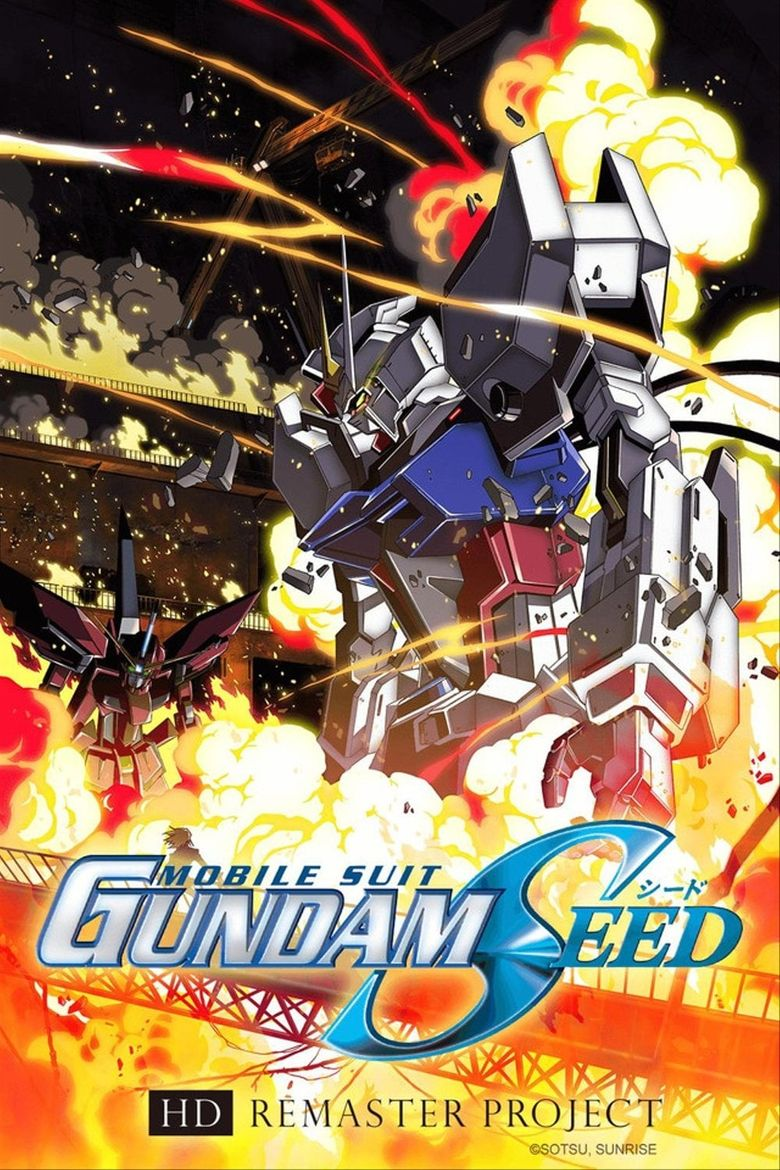 Mobile Suit Gundam SEED Poster