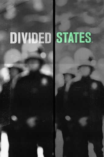 Divided States Poster