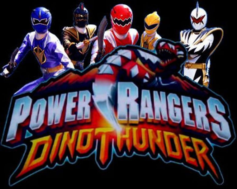 Watch Power Rangers DinoThunder