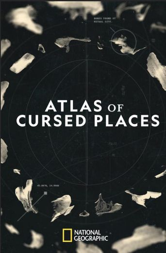 Atlas Of Cursed Places Poster