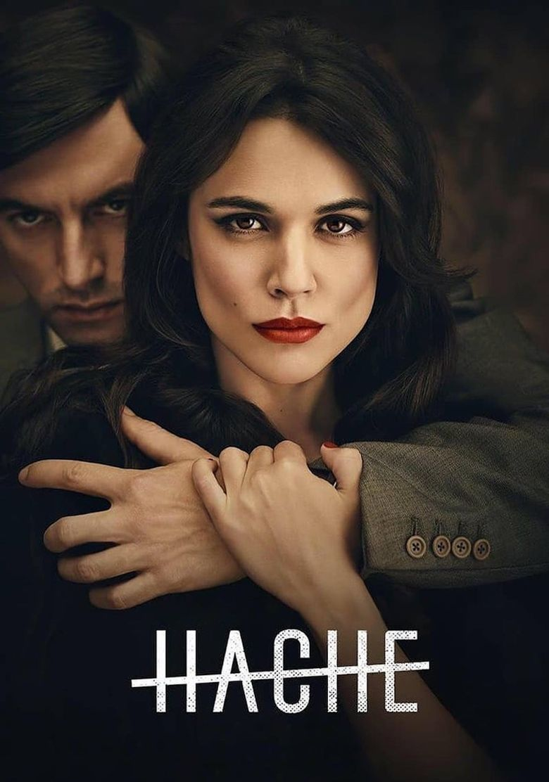 Hache Poster