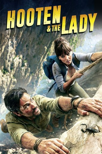 Hooten & The Lady Poster