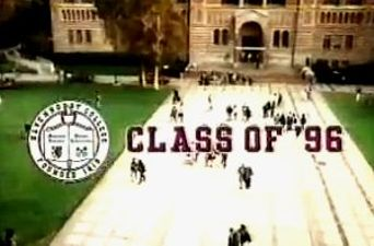 Class of '96 Poster