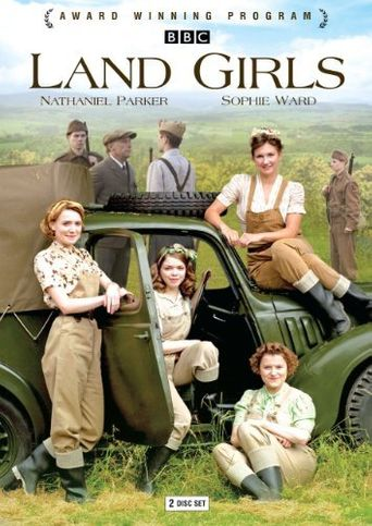 Land Girls Poster