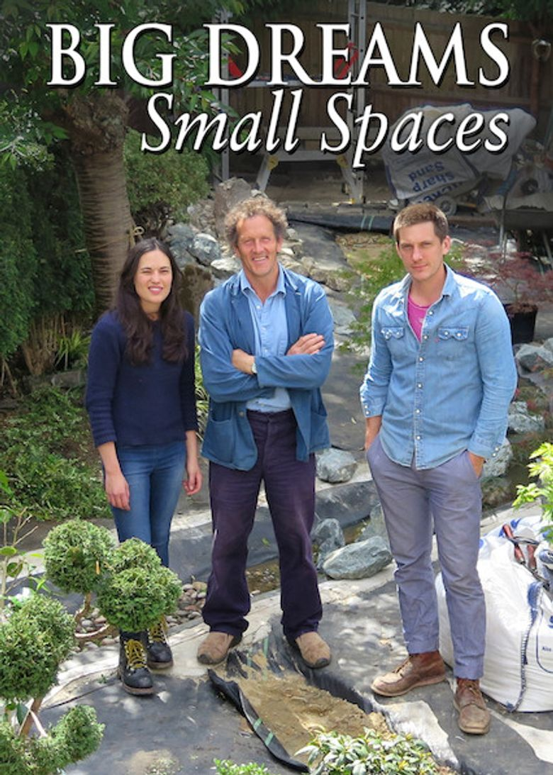 BIG DREAMS Small Spaces Poster