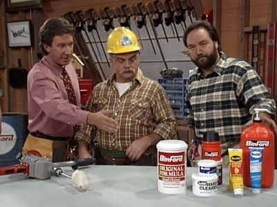 Season 03, Episode 05 Arrivederci, Binford