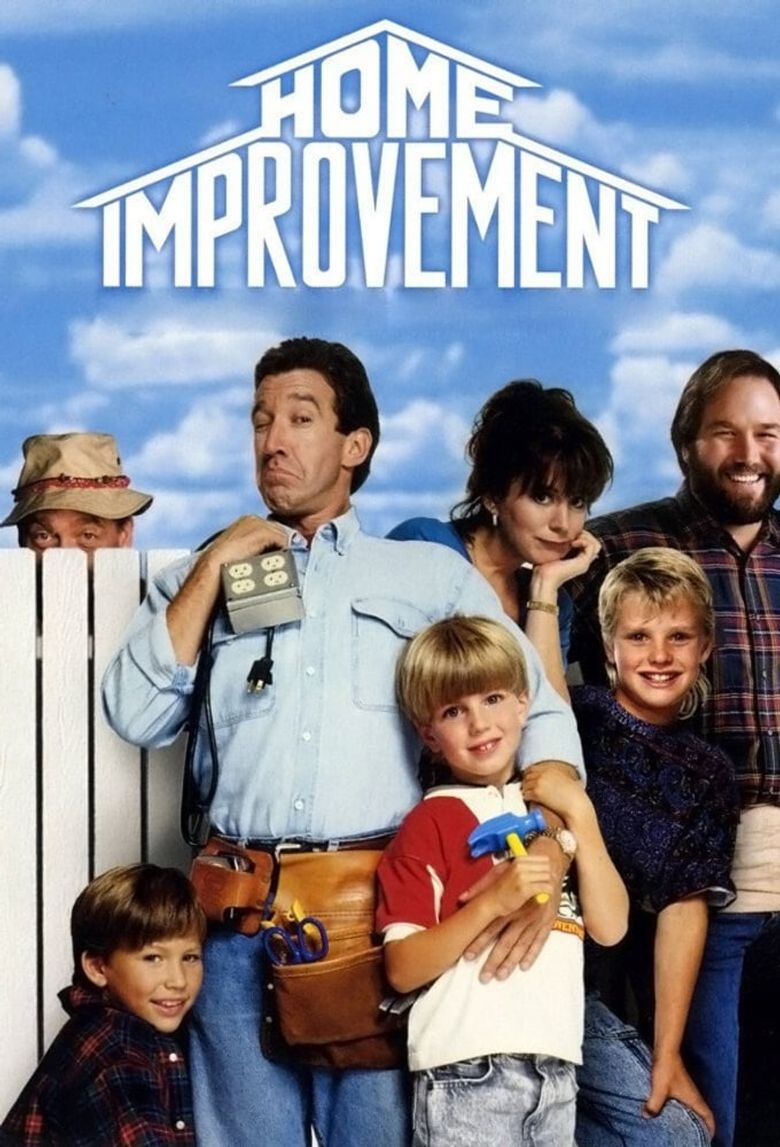 Home Improvement Poster