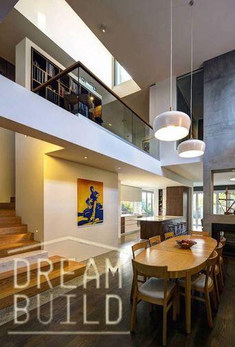 Dream Build Poster
