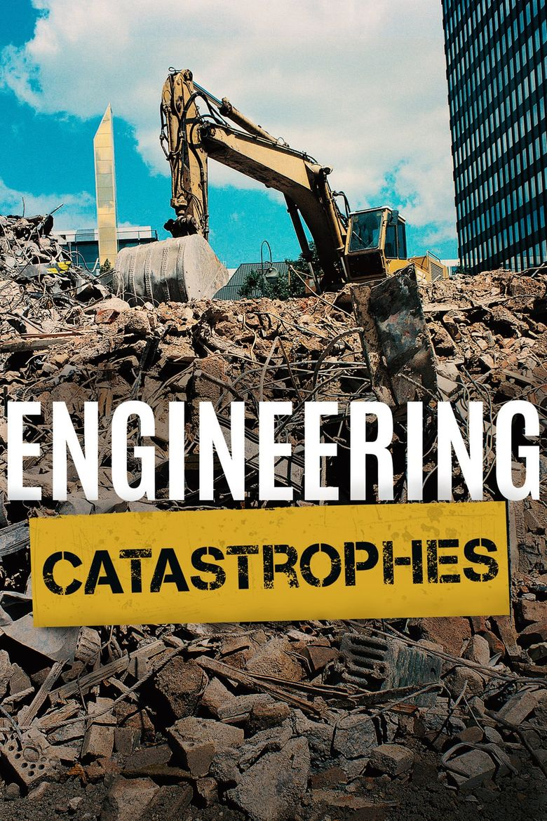 Engineering Catastrophes Poster