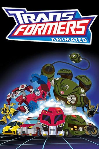 Watch Transformers: Animated