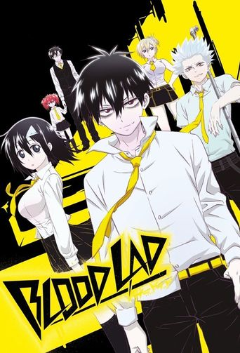 Blood Lad Poster