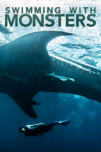 Swimming With Monsters Poster