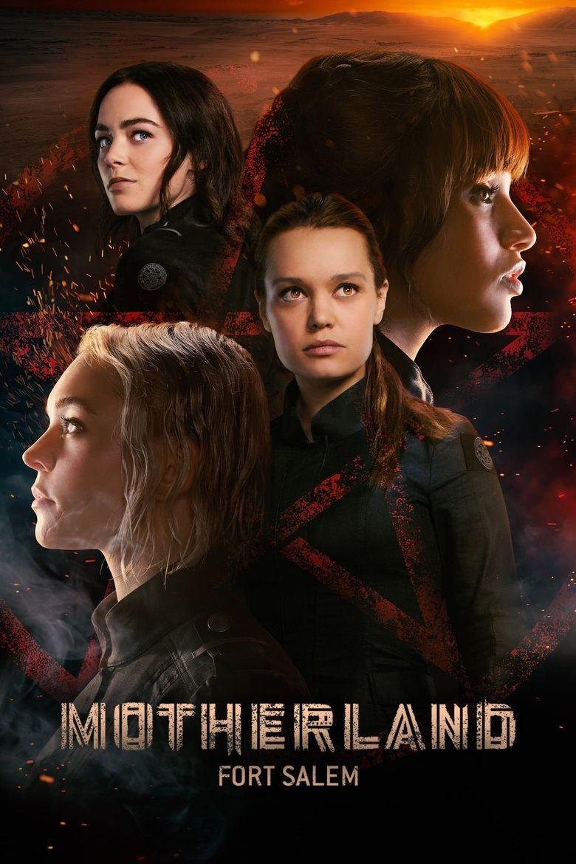 Motherland: Fort Salem Poster