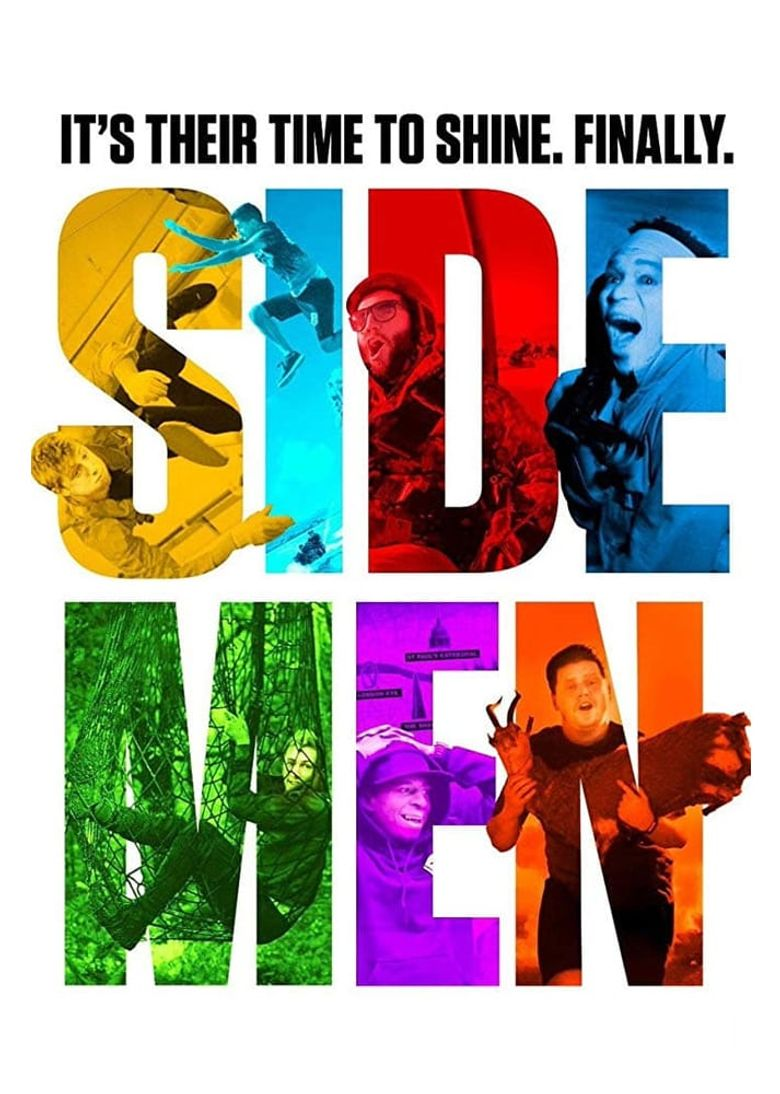 The Sidemen Show Poster