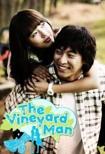 The Vineyard Man Poster