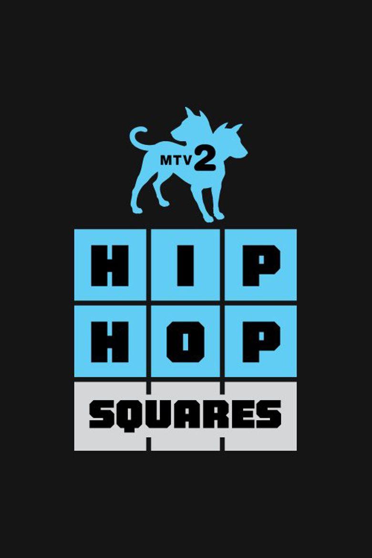 Hip Hop Squares Poster