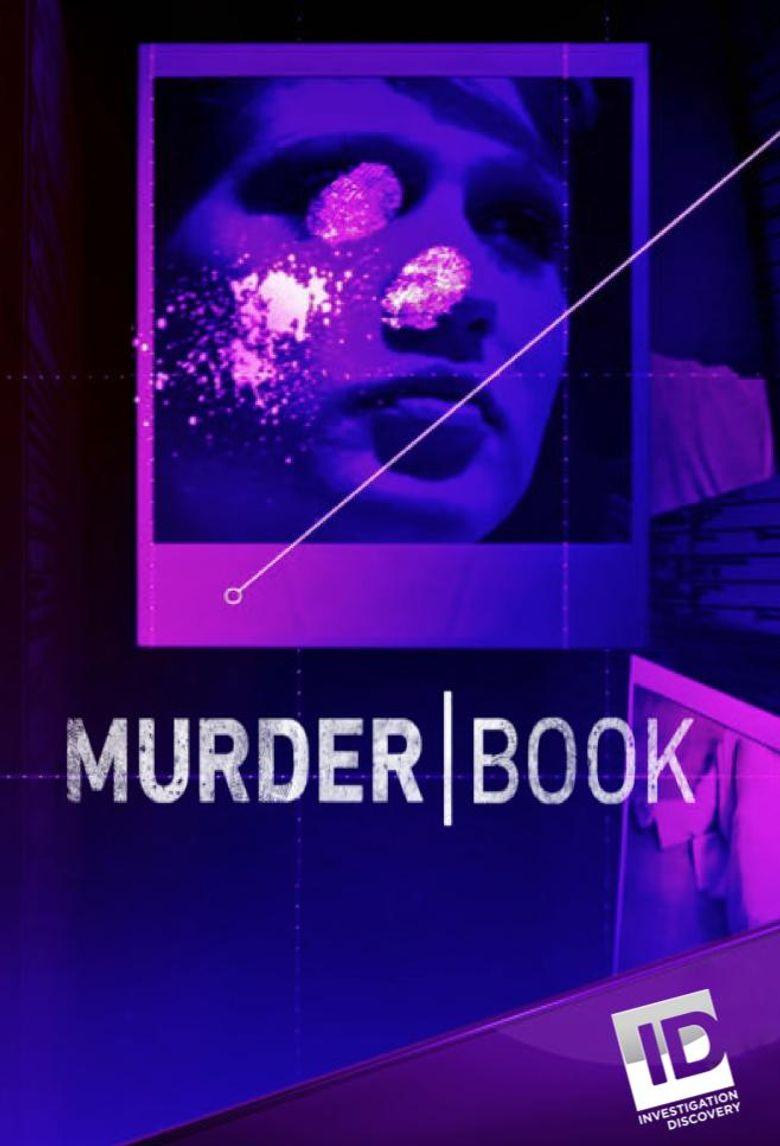 Murder Book Poster