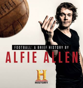 Football: A Brief History Poster