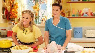 Season 02, Episode 08 Thanksgiving