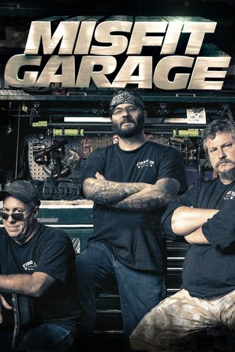 Watch Misfit Garage